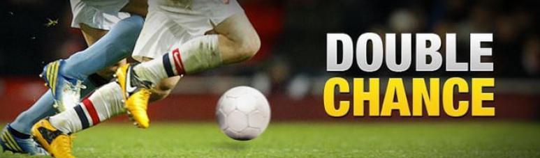 Doppelte Chance bei Fußball Wetten und anderen